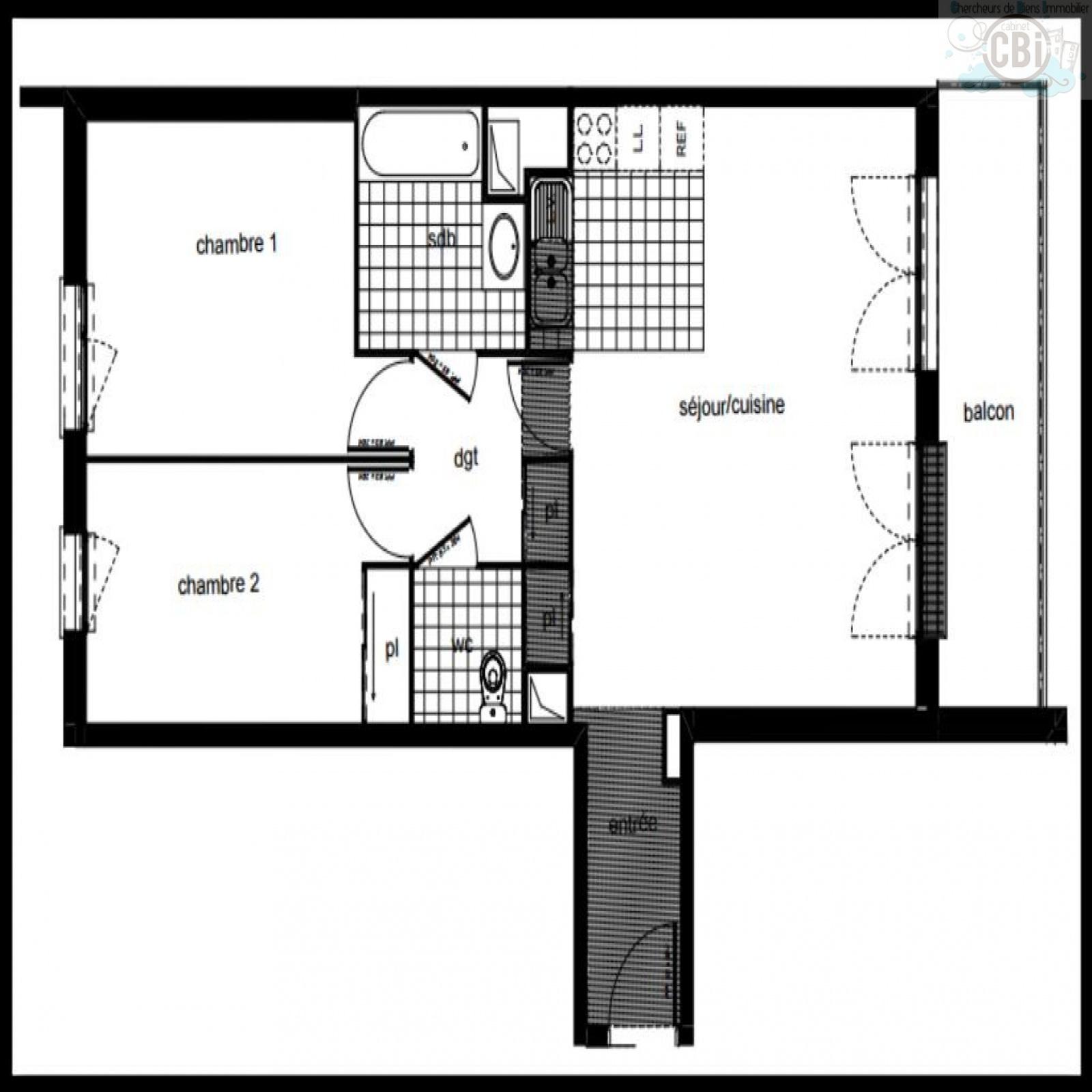 Image_1, Appartement, Reims, ref :92va
