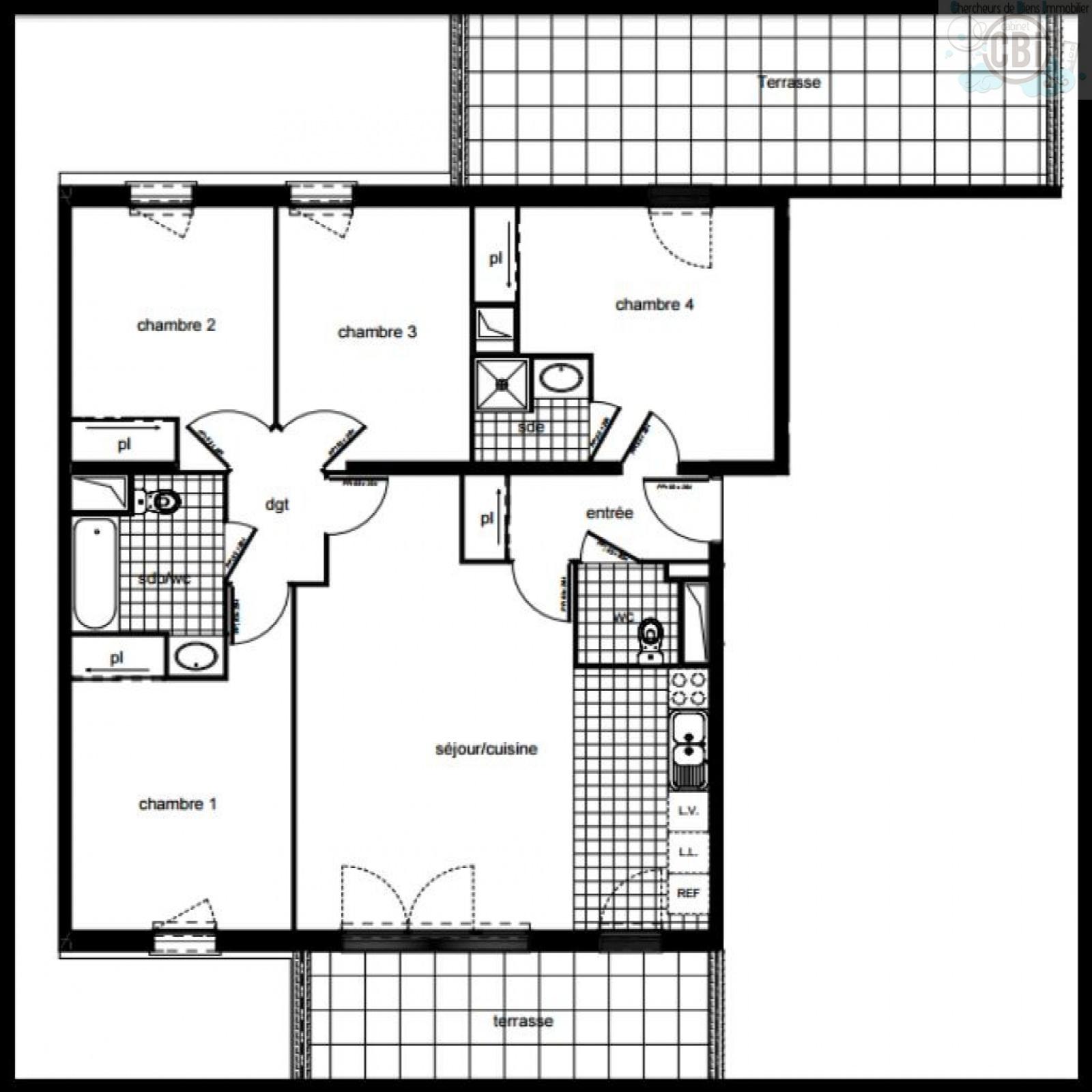 Image_2, Appartement, Reims, ref :91va
