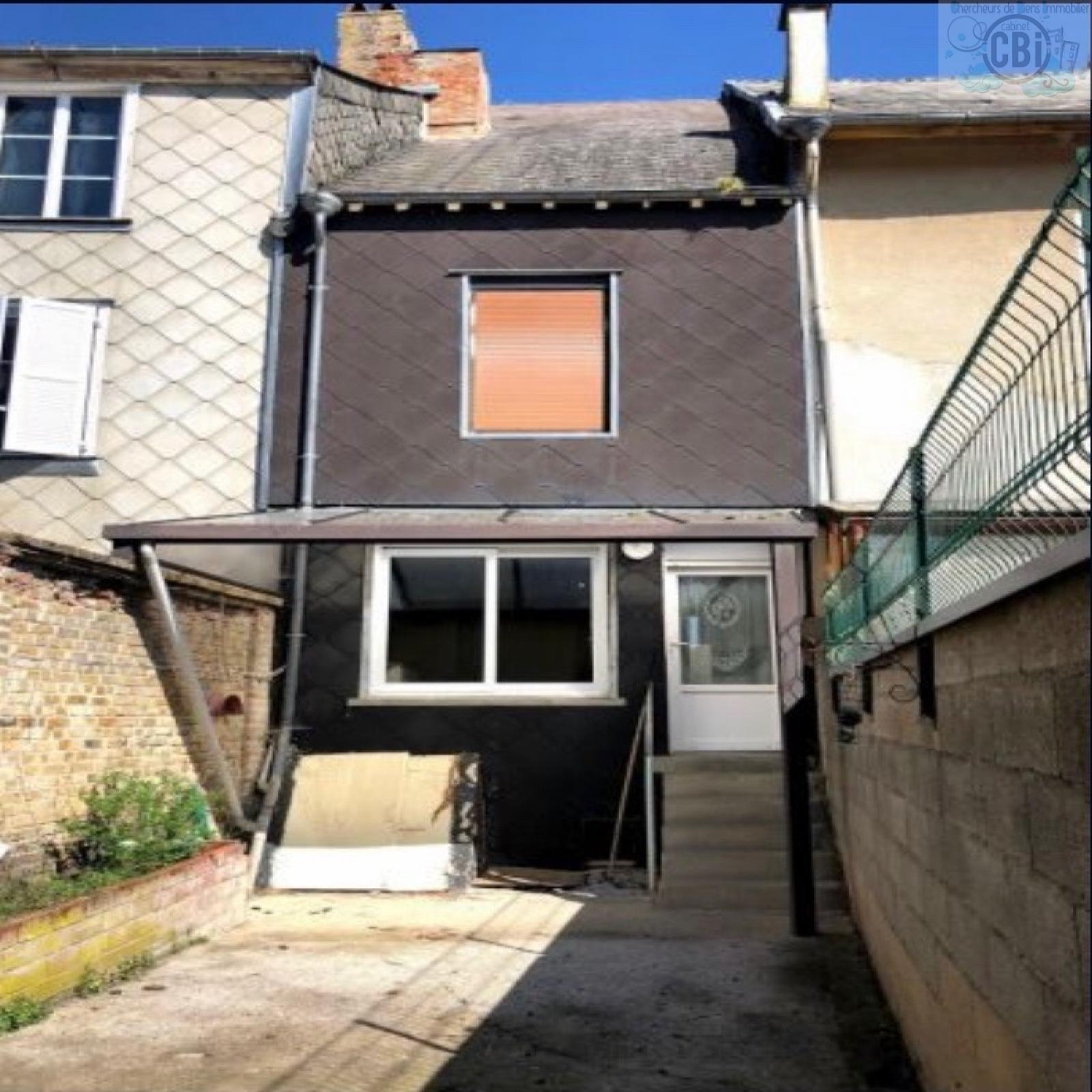 Image_2, Maison de village, Château-Porcien, ref :MV1523