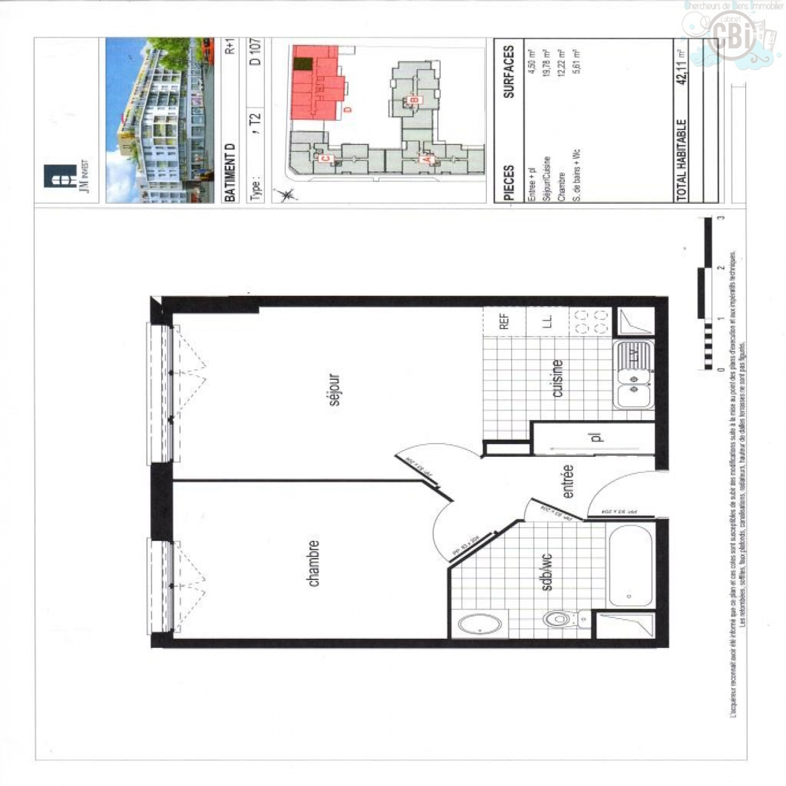 Image_1, Appartement, Reims, ref :97va